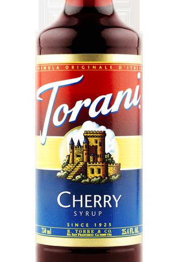 Cherry Syrup | Product | Torani