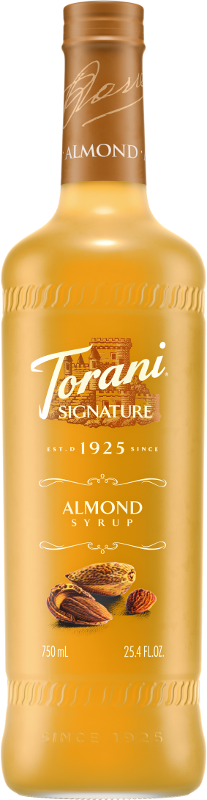 Almond Signature Syrup image