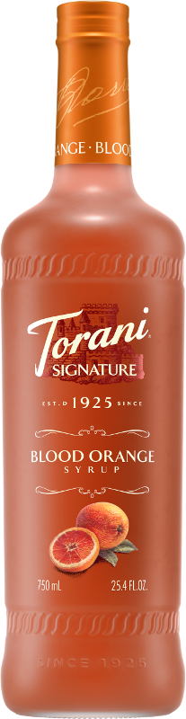Blood Orange Signature Syrup image
