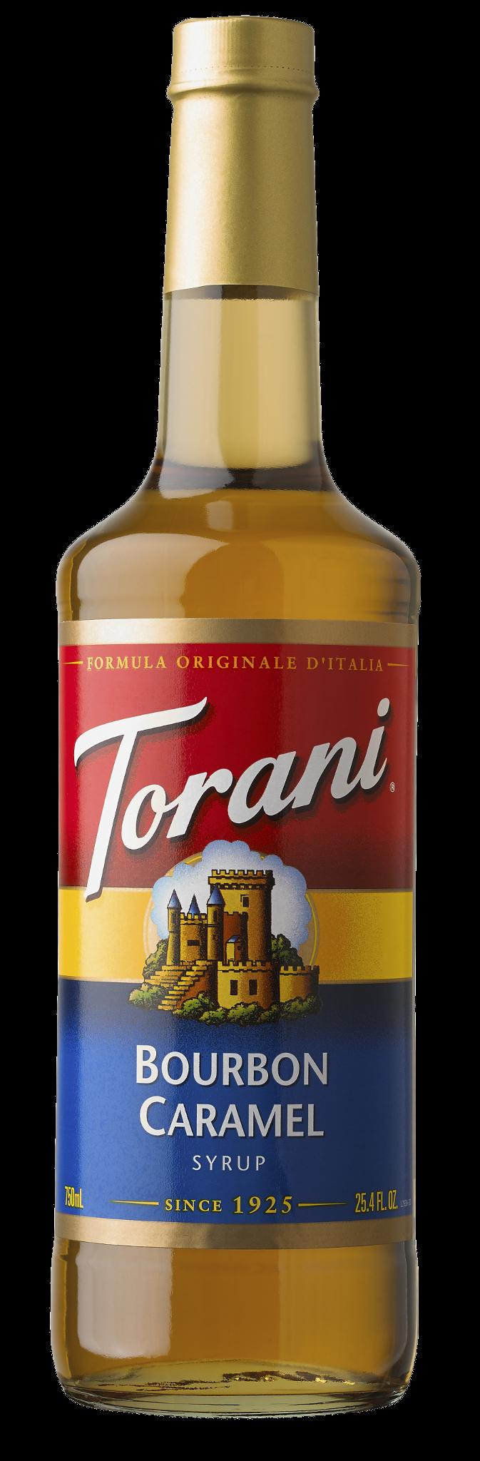 Bourbon Caramel Syrup image