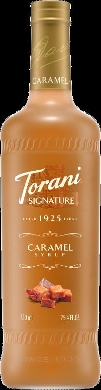 Caramel Signature Syrup image