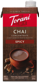 Spicy Chai Concentrate image