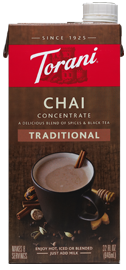 Traditional Chai Concentrate image