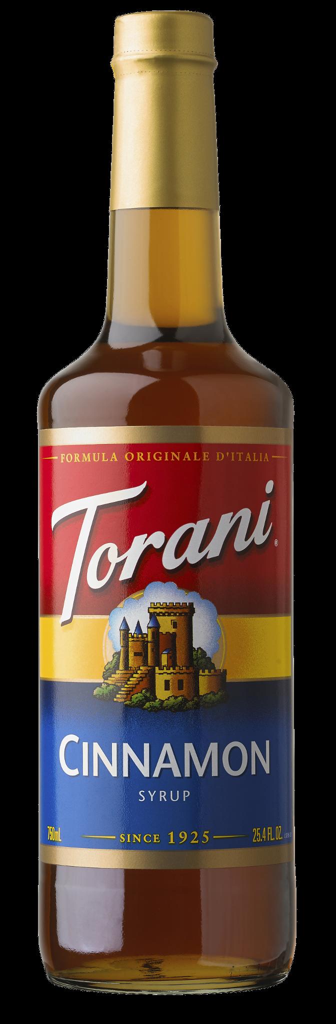 Cinnamon Syrup image