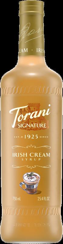 Irish Cream Signature Syrup image