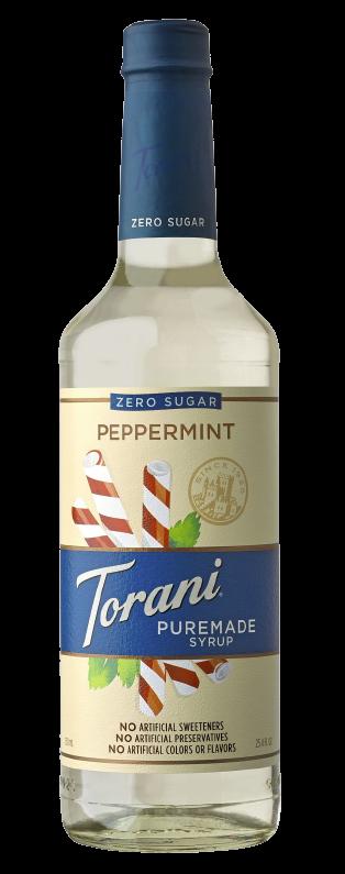 Puremade Zero Sugar Peppermint Syrup image