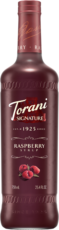 Raspberry Signature Syrup image