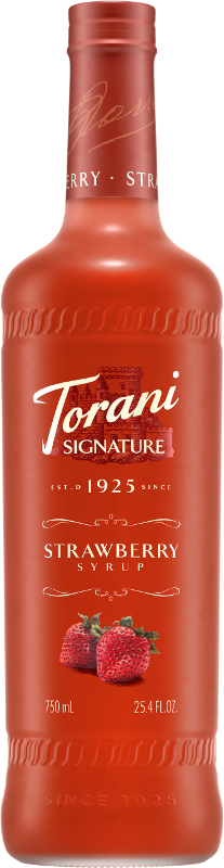 Strawberry Signature Syrup image
