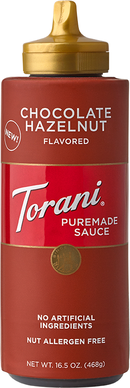 Puremade Chocolate Hazelnut Sauce image