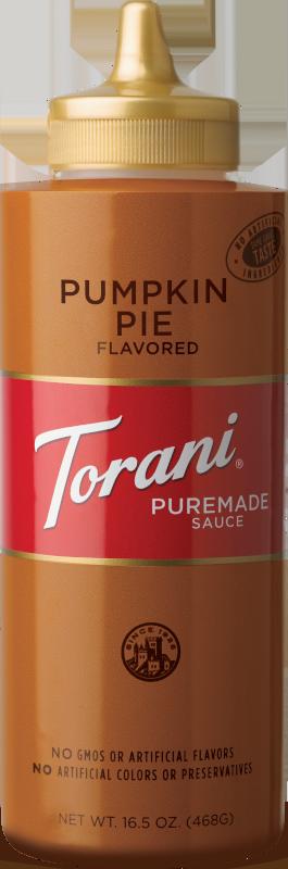 Puremade Pumpkin Pie Sauce 16.5oz image
