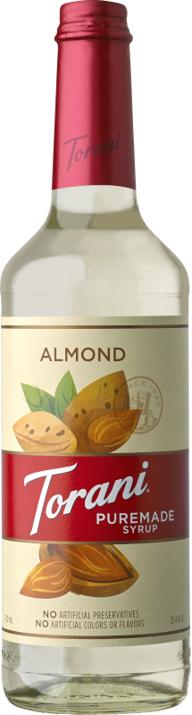 Puremade Almond Syrup image