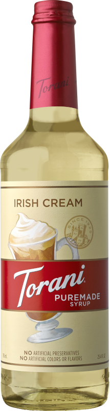 Puremade Irish Cream Syrup  image