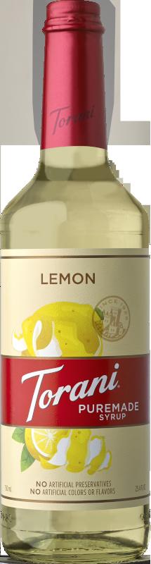 Puremade Lemon Syrup  image