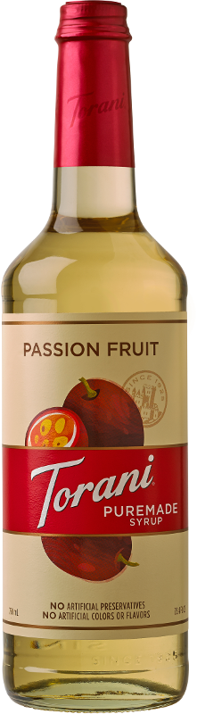 Puremade Passion Fruit Syrup image