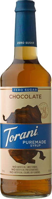 Puremade Zero Sugar Chocolate Syrup image