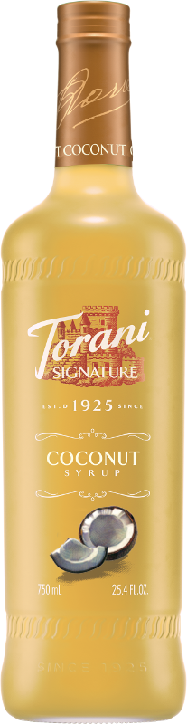 Coconut Signature Syrup image