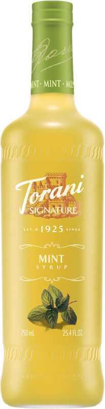 Mint Signature Syrup image