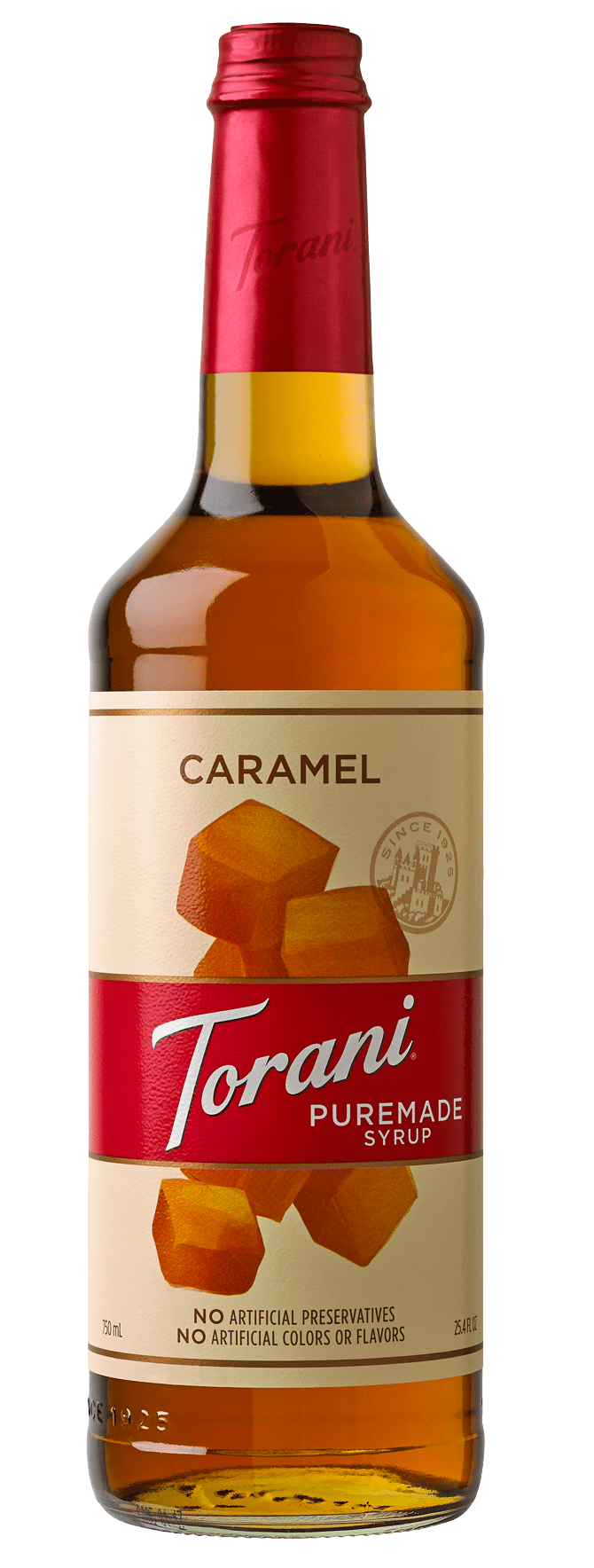 Caramel Puremade Syrup image