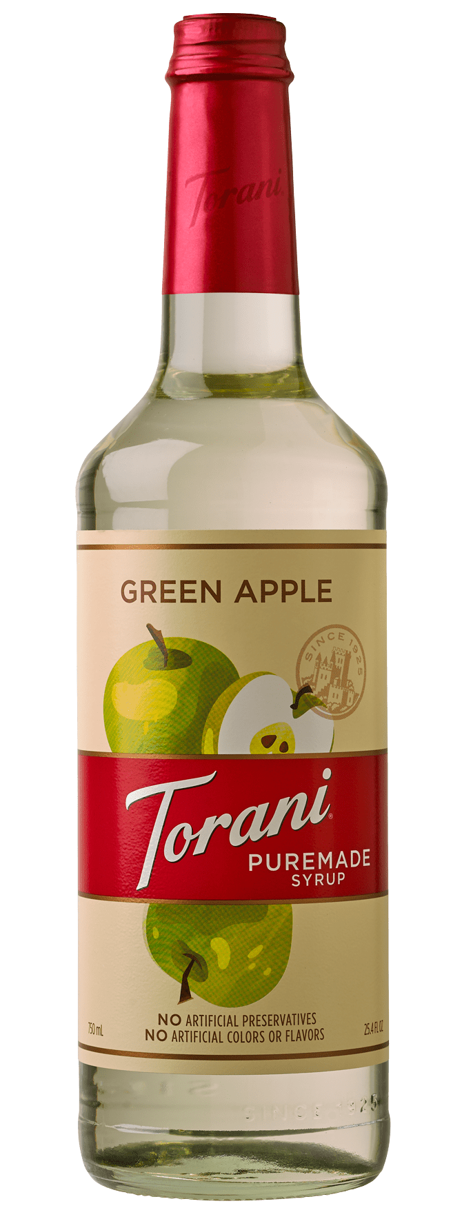 Puremade Green Apple Syrup image