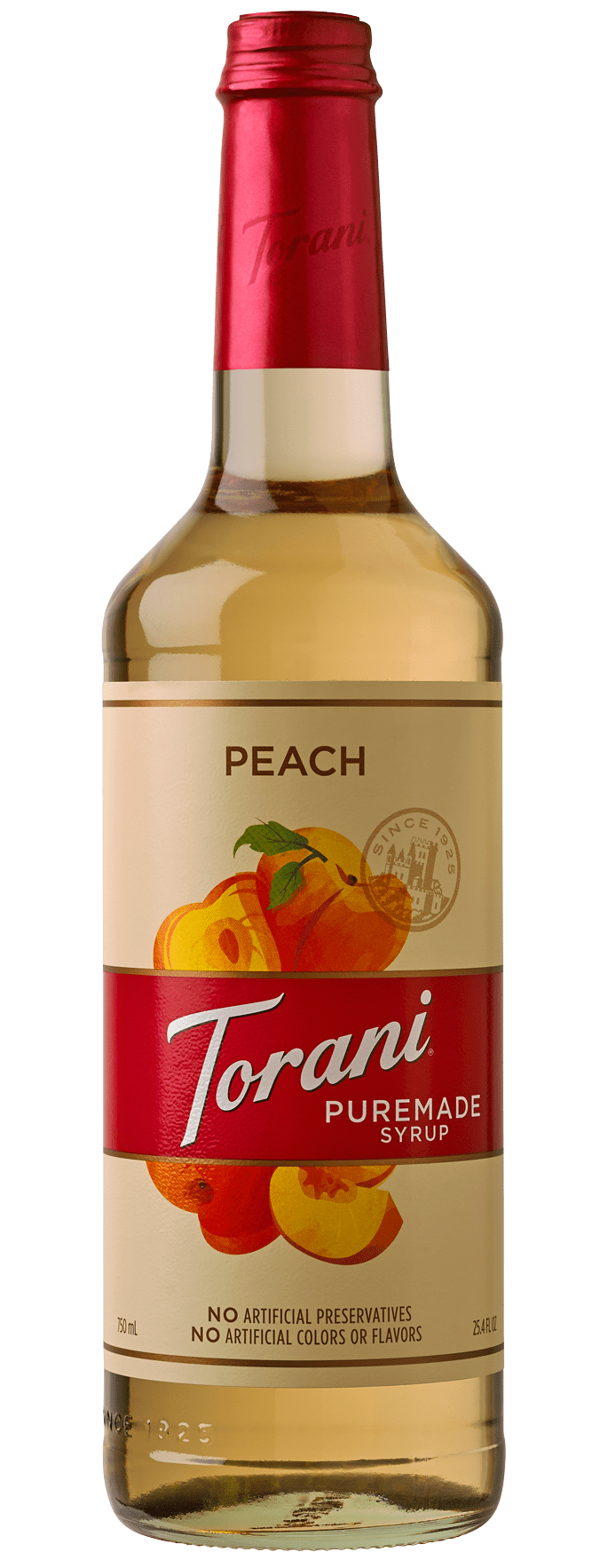 Puremade Peach Syrup image