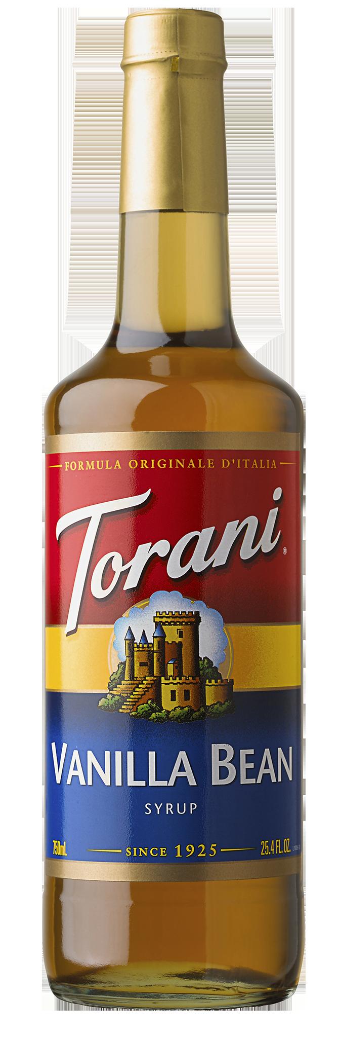 Vanilla Bean Syrup image