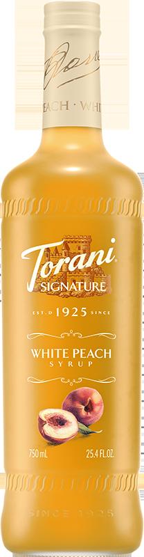 White Peach Signature Syrup image