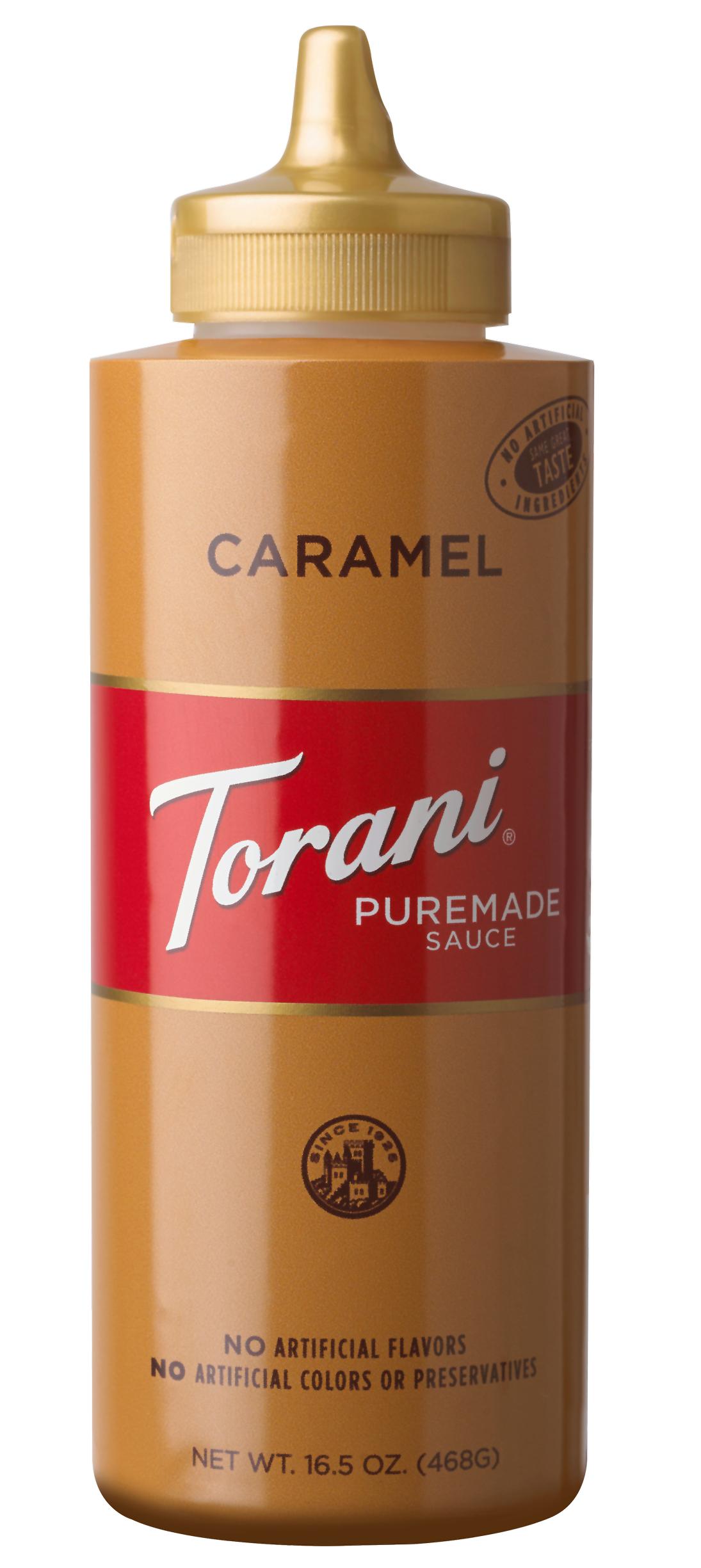 Caramel Sauce 16.5oz image