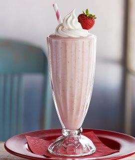 Skinny Cherry Vanilla Shake Recipe Torani