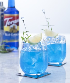 Blue lagoon cocktail  BonCafe Blue Lagoon Cocktail | Recipe | Torani