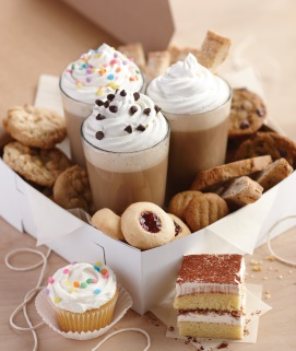 White Angel Cupcake image