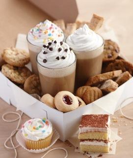Cupcake Latte image
