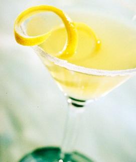 Kickin Key Lime Pie Martini image