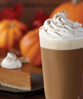 Pumpkin Pie Latte image