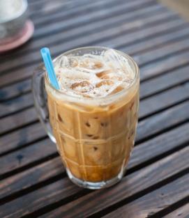 Iced Vanilla Latte image