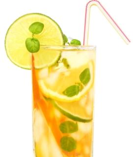 Lychee Iced Tea image