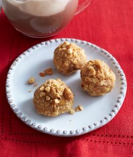 Torani Peanut Butter Cookie Balls image