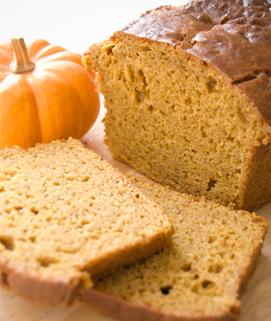 Pumpkin Spice Bread image