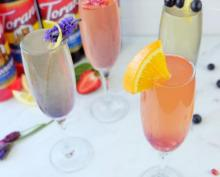 Enjoy your Bubbly 4 ways! image