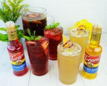 Refreshing Fruity Iced Teas image