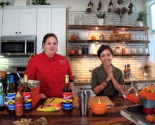All Things Pumpkin- Recipes from Facebook Live image
