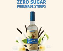 Why Keto Fans Love Torani's Puremade New Zero Sugar Syrups image