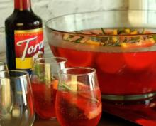 Punch Up the Weekend with Torani image