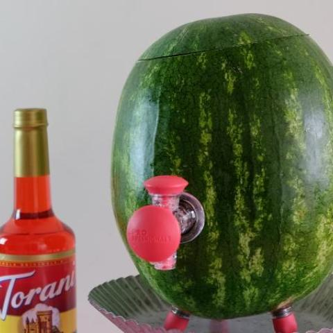 The Watermelon Keg