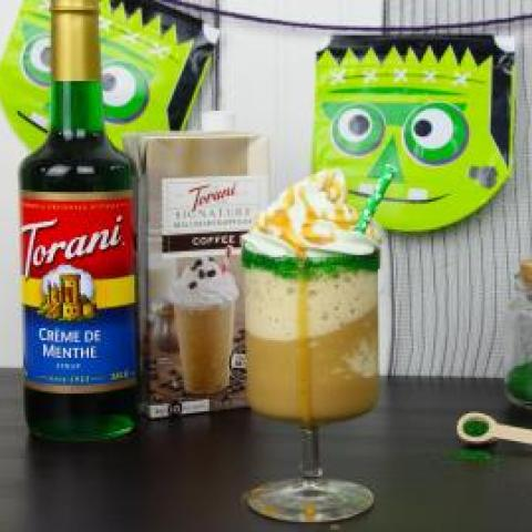 The Frankenstein Frappé