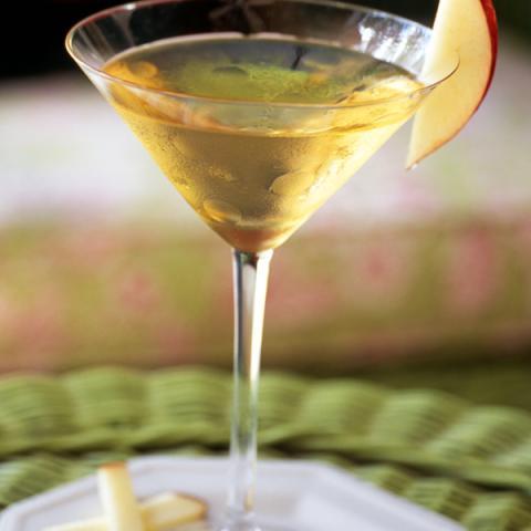 Apple Pie Martini