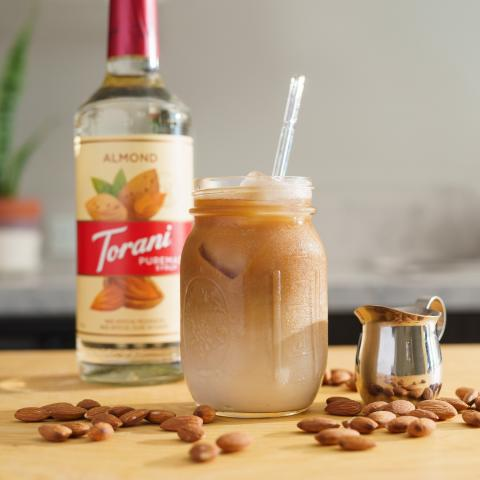 Puremade Iced Almond Latte