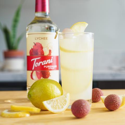 Puremade Lychee Lemonade