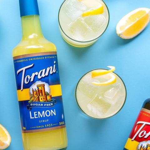 Sugar Free Lemon Drop