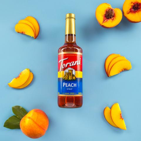 Peach Summer Smoothie