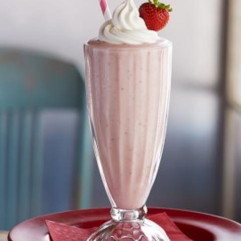 Skinny Cherry Vanilla Shake